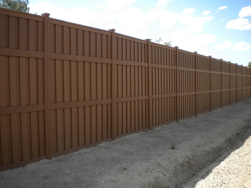 Deck Fencing Materials : Privacy