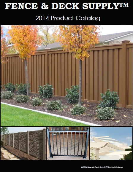 Fence & Deck Supply Catalog