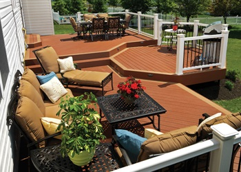 Timbertech Decking Gallery