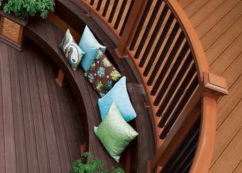 Trex Composite Railing Gallery