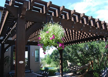 Wood Pergola Kit Gallery