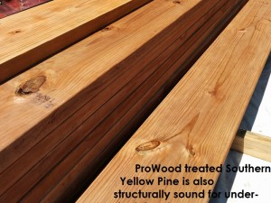 Prowood Southern Yellow Pine with Dura Color