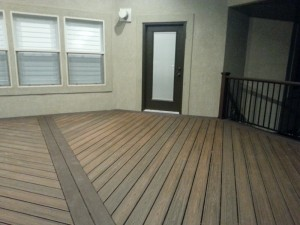 Trex Decking Low Maintenance Deck