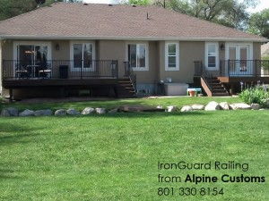 IronGuard Ornamental Railing