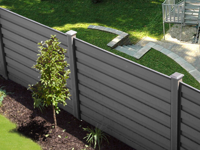 Fiberglass Fencing Products : Privacy