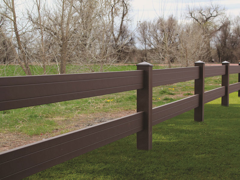 Trex Seclusions Fence