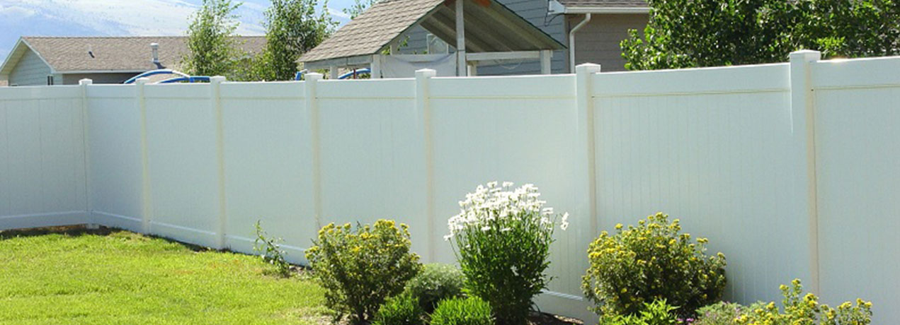 Vinyl Privacy Fence Banner