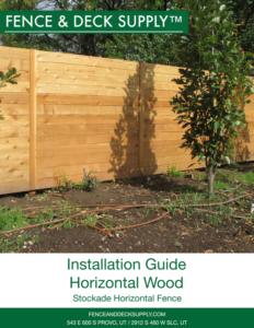 Installation Guide Horizontal Wood