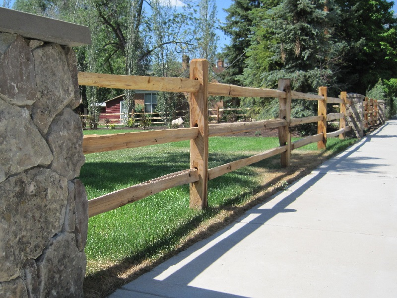 Split Rail Ranch Fence Fence Amp Deck Supply