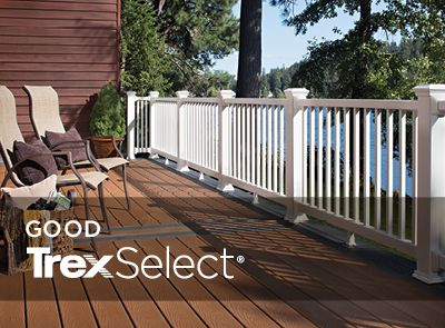 Wood Decking - Fence & Deck Supply