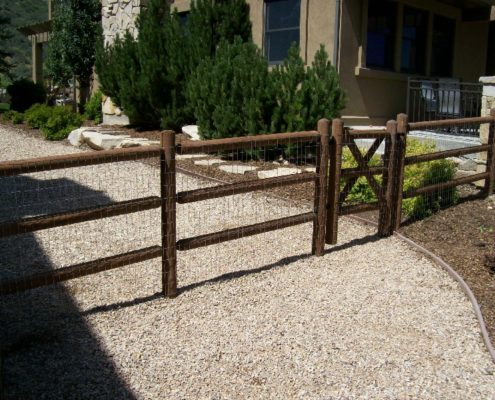 Lodge Pole Ranch Fence Fence Amp Deck Supply