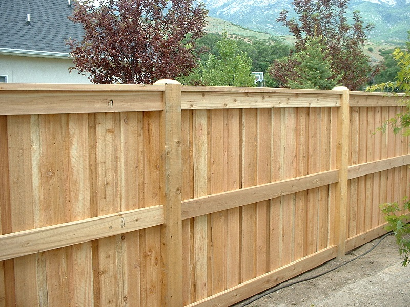 Horizontal Privacy Fence Fence Amp Deck Supply