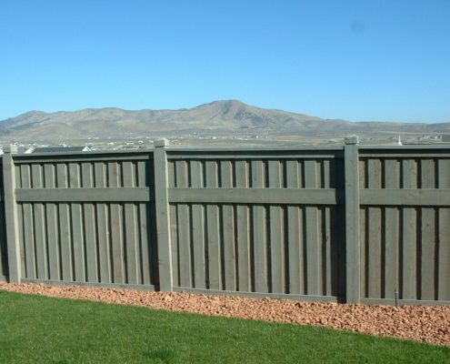 Cedar Estates Fence