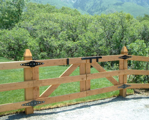 Wood Ranch 3 Rail