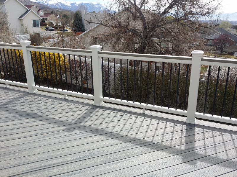 Railing Photos Fence Amp Deck Supply