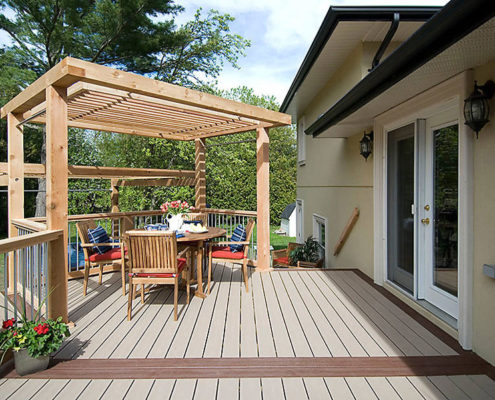 Trex Decking Colors >> Trex Transcend - Fence & Deck Supply