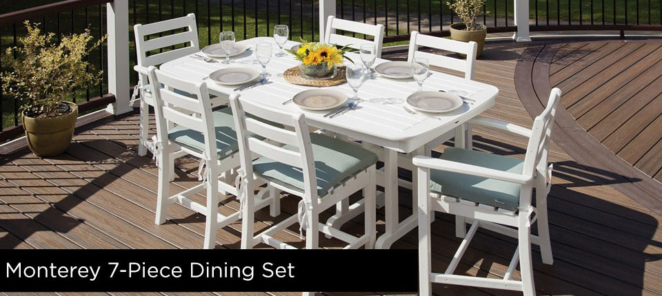 Monterey 7-Piece Dining Furniture Set