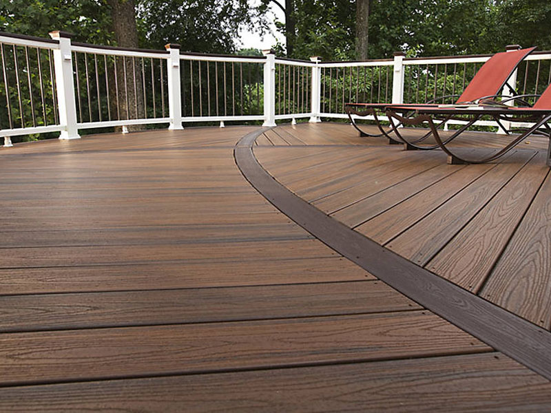 Trex Decking Colors >> Trex Transend | Fence & Deck Supply