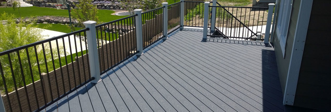 Trex Select Fence Amp Deck Supply
