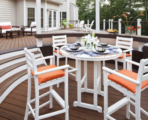 Trex Monterey Bay Dining Set
