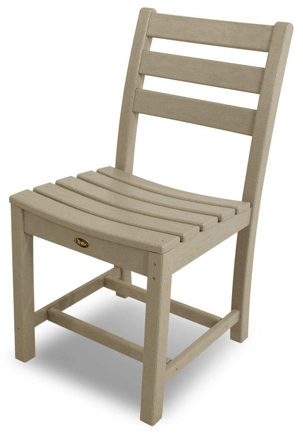 Trex Monterey Bay Dining Side Chair in Sand Castle