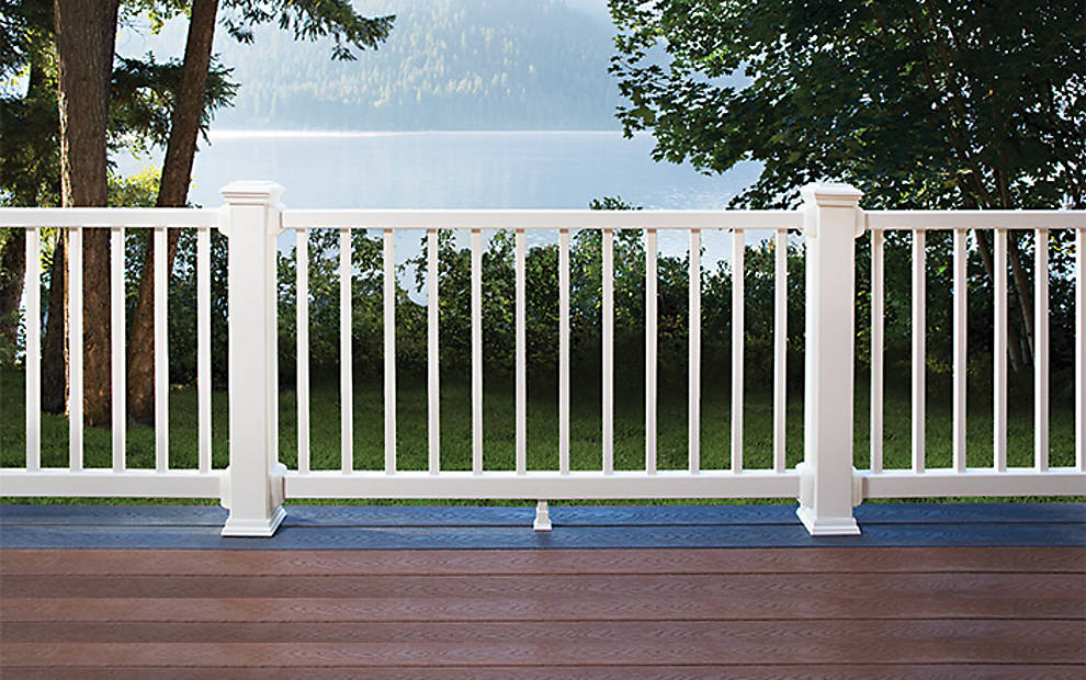 Trex Select Deck and Railing