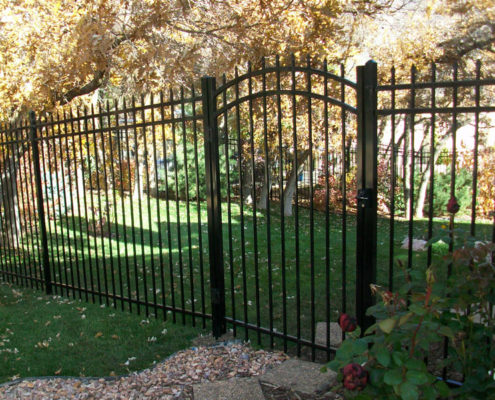 IronGuard Arch Single Gate