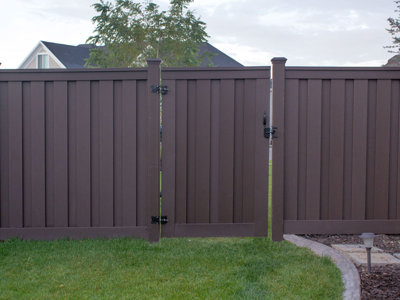 Trex Seclusions Single Gate Fence Amp Deck Supply