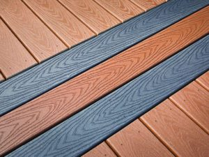 Trex Select Decking Detail Saddle