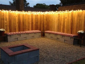 Fence Lights